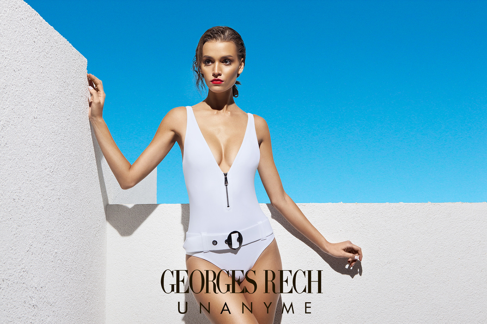 unanyme georges rech swimwear summer 2016 campaign. Black Bedroom Furniture Sets. Home Design Ideas