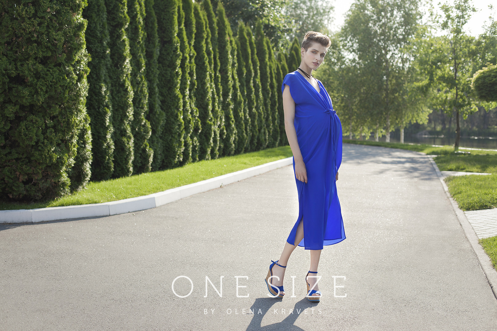 ONE SIZE by Olena Kravets | summer 2017 | Campaign