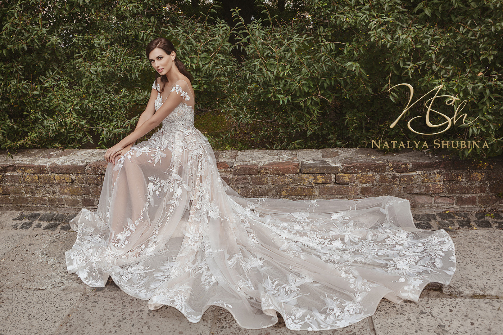 Natalya Shubina | Love in White 2018 | Pre-collection