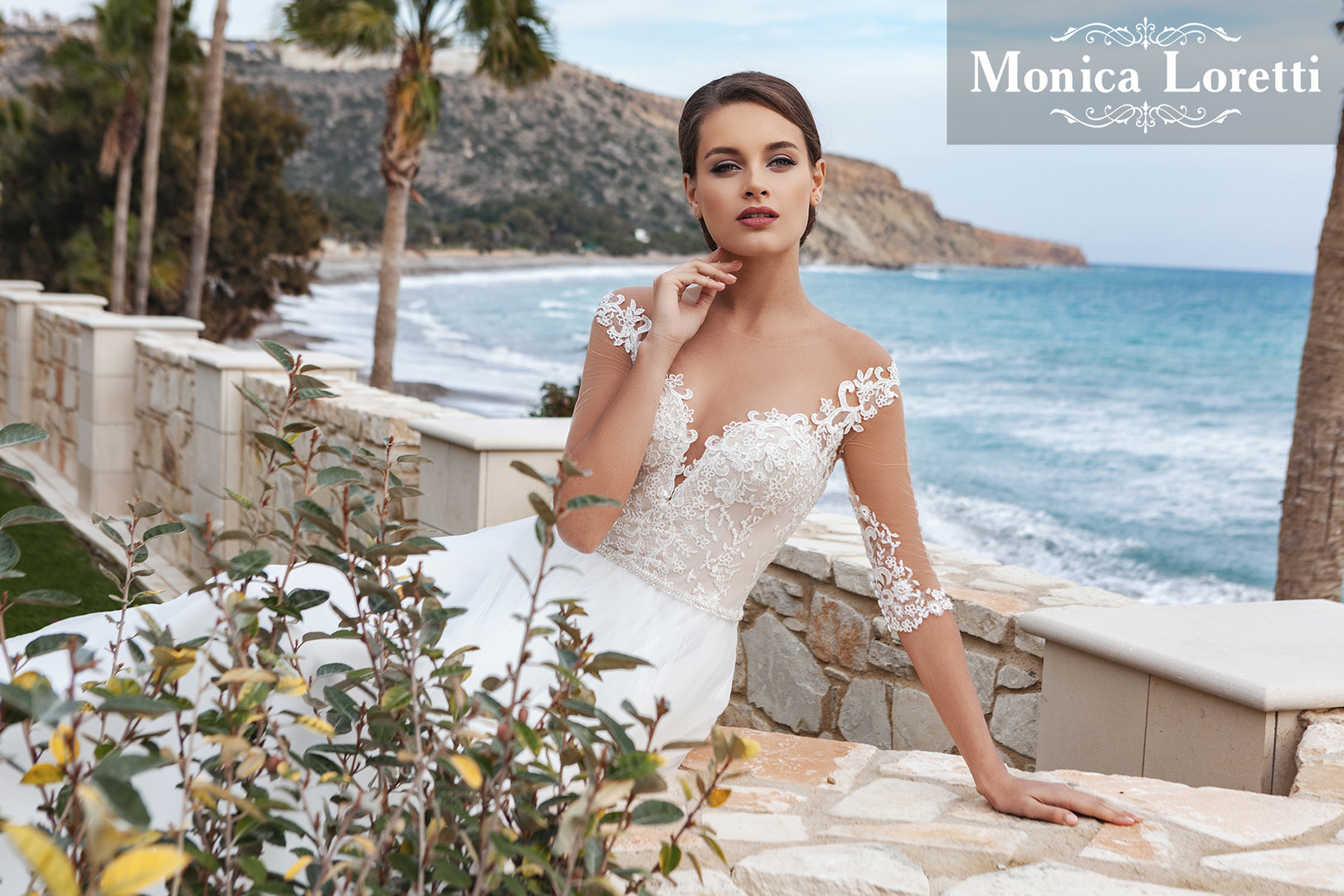 Monica Loretti | Luxury Grace 2018 | Campaign