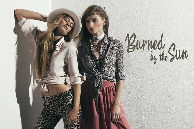 Burned by the Sun | Fashion Story
