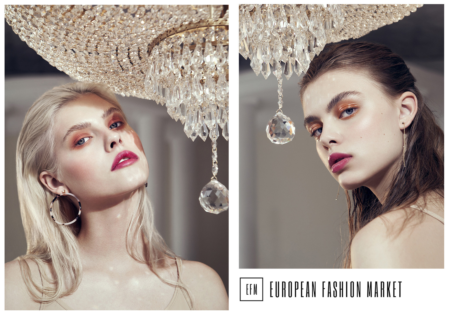 European Fashion Market | Advertising Photography