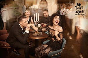 Charlatan Cafe | Advertising Photography