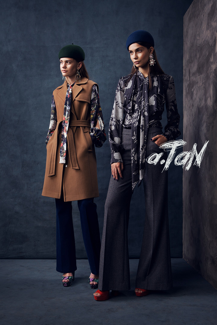 а.ТаN by Andre TAN | fall/winter 2016/2017