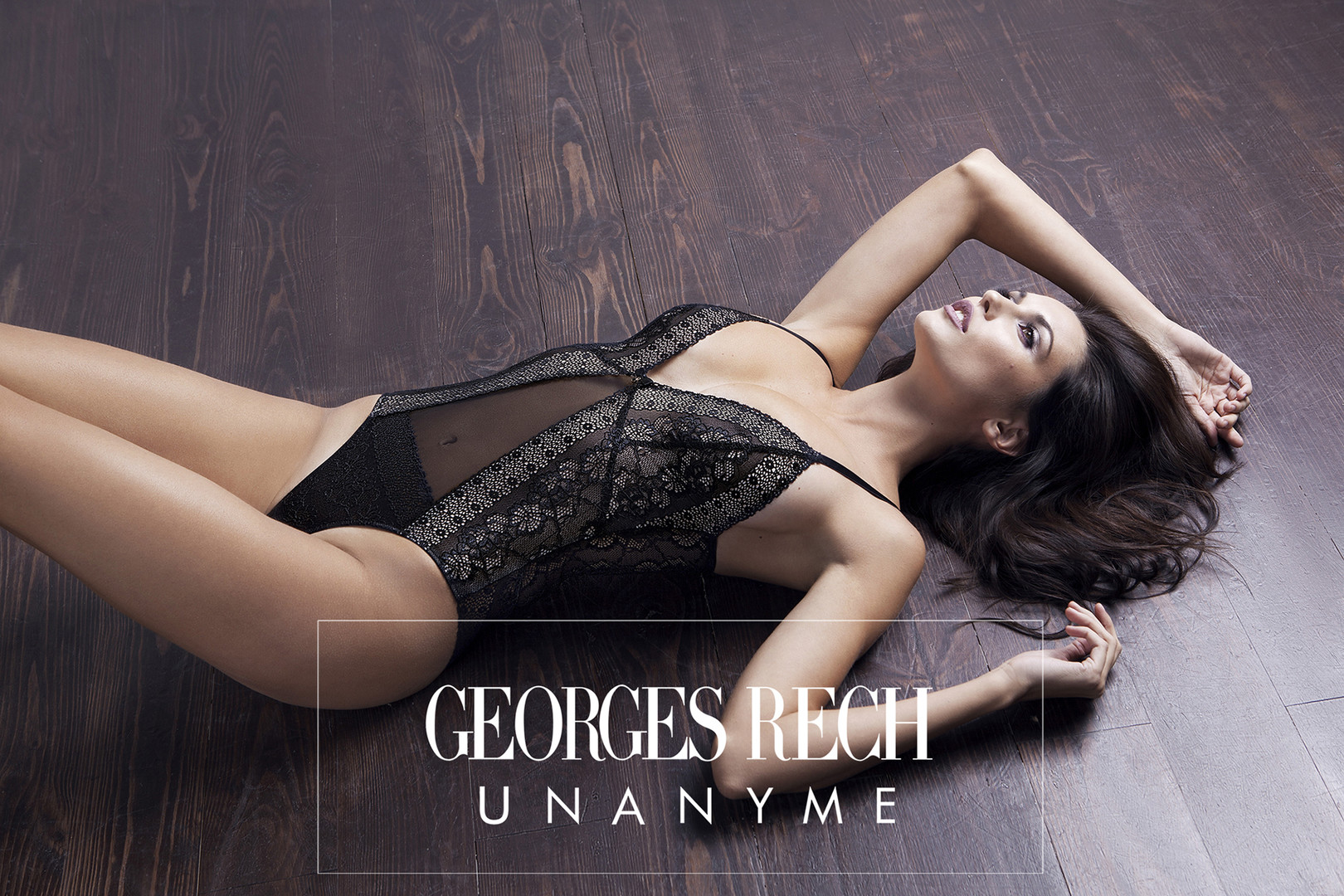 Unanyme Georges Rech Lingerie | fall/winter 2017/2018