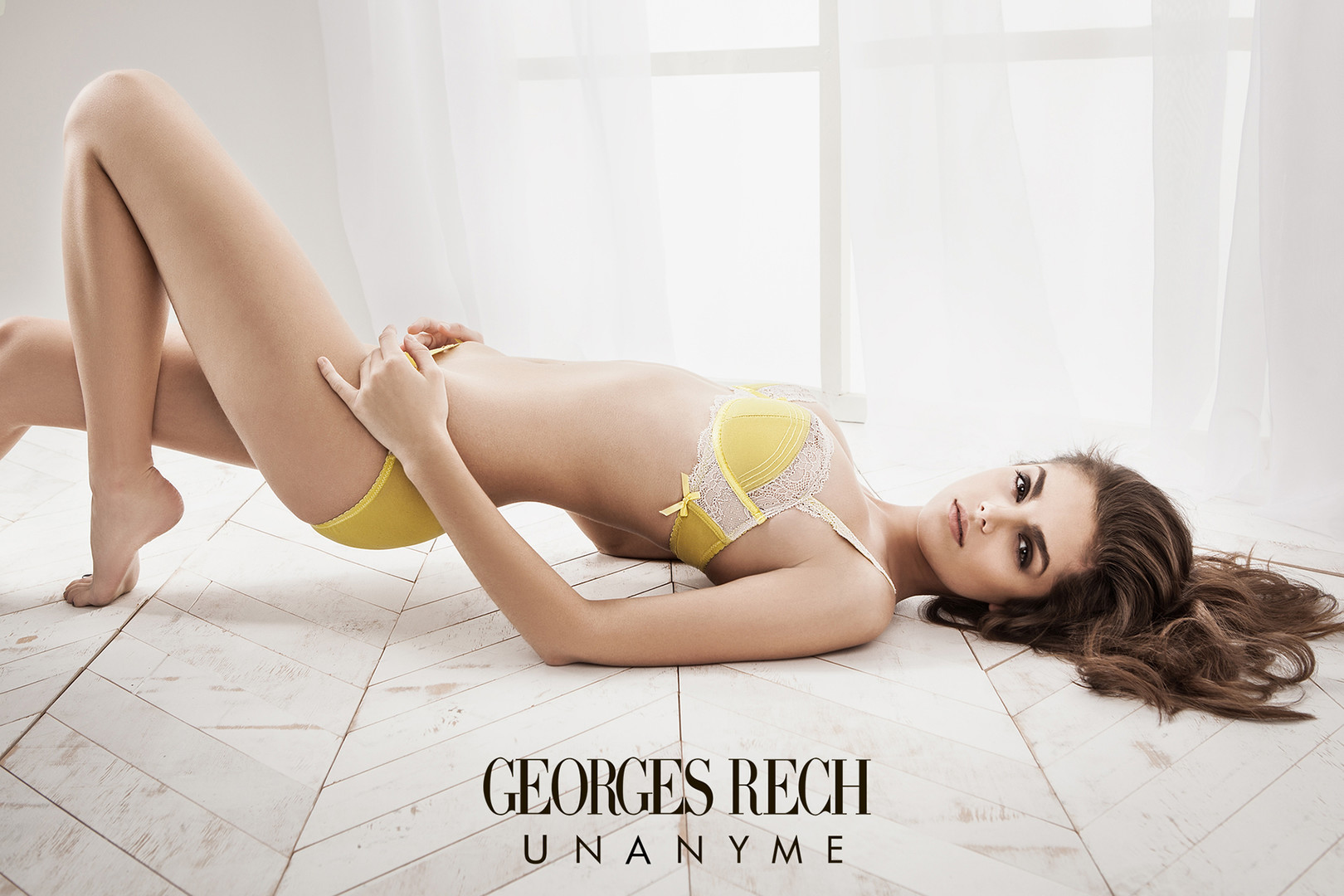 Unanyme Georges Rech Lingerie | fall/winter 2016/2017