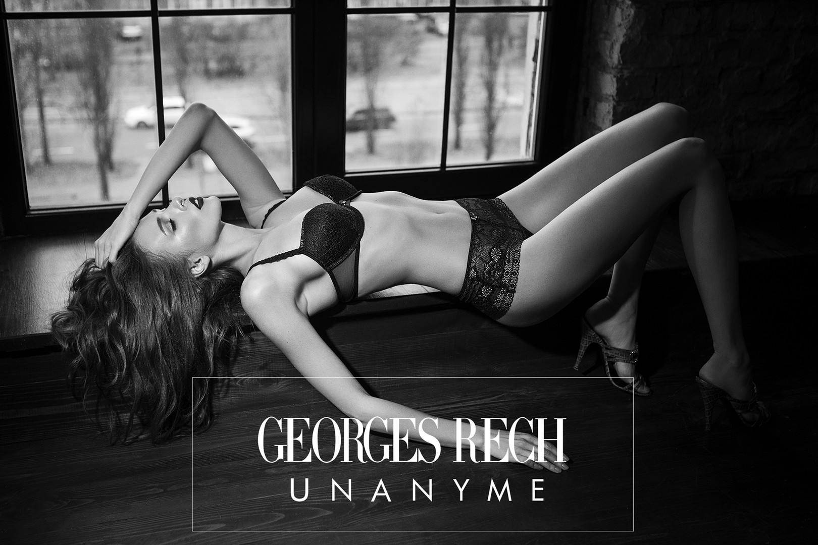 unanyme georges rech lingerie fall winter 2017 2018 campaign. Black Bedroom Furniture Sets. Home Design Ideas